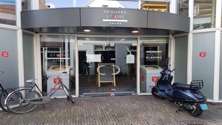 Kinderkleding Alkmaar.Alkmaar Centraal Leger Des Heils Start Hippe Reshare Store In